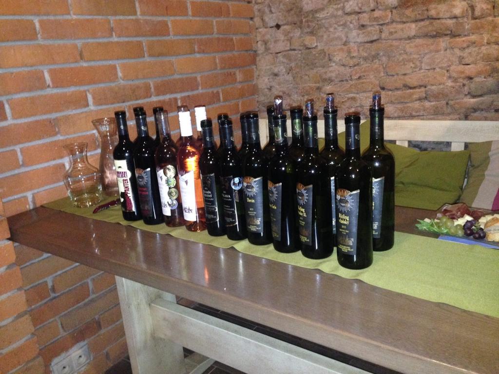 Degustácia vín vinárstva Vino Vin