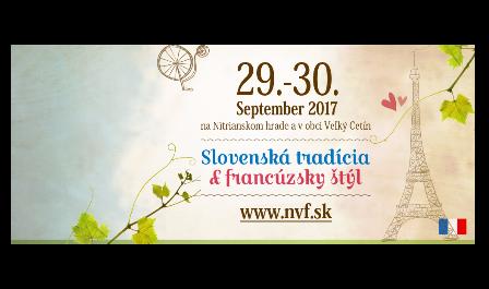 Nitriansky vínny festival 2017