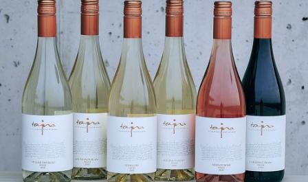 TAJNA Vineyards & Winery- degustácia vín